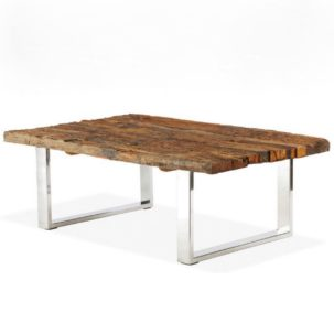 Verona Rectangular Coffee Table Brownstone Furniture